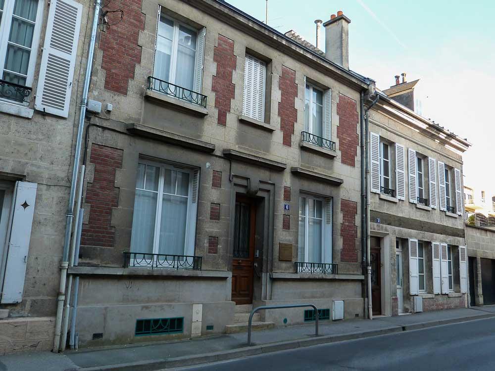 Cabinet de Maître HÉCART, Rue de Panleu à Soissons